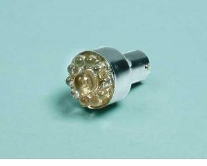 LED Glödlampa R5W / R10W 11-led