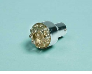 LED Glödlampa PY21W 11-led