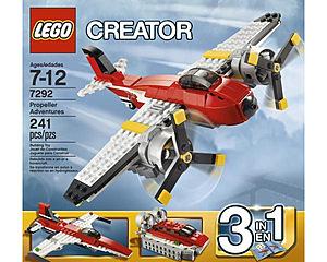 LEGO Creator 7292 Propelleräventyr