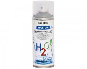 H2O Vattenbaserad Spray - Klarvit