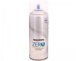 Zero Vattenbaserad Spray - Klarlack Blank