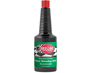 Red Line Power Steering Fluid, Styrservoolja