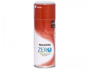 Zero Vattenbaserad Spray - Röd, mörk