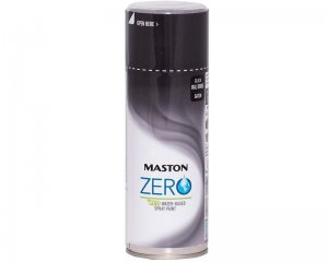 Zero Vattenbaserad Spray - Svart