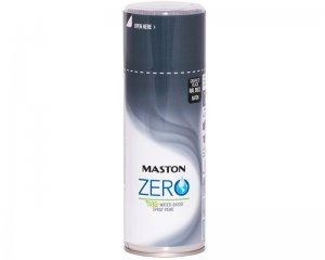 Zero Vattenbaserad Spray - Grafit Svart