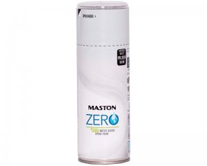 Zero Vattenbaserad Spray - Pappersvit