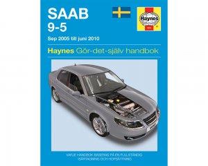 Saab 9-5 (05 -10) - Reparationshandbok