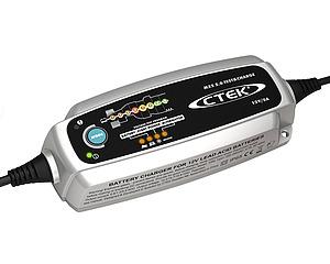 CTEK MXS 5.0 Test & Charge, Batteriladdare