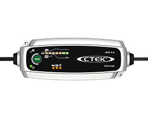 CTEK MXS 3.8 Batteriladdare