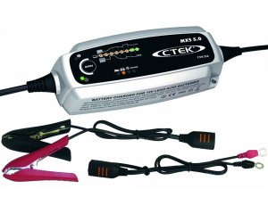 CTEK MXS 5.0 Batteriladdare