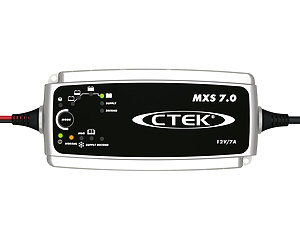 CTEK MXS 7.0 Batteriladdare