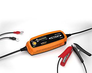 CTEK MXS 5.0 Batteriladdare Polar