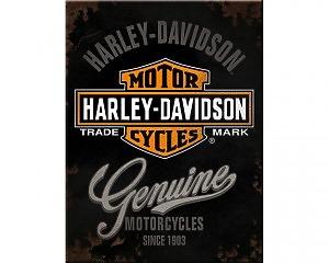 Magnet Harley Davidson - Genuine