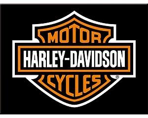 Magnet Harley Davidson - Logo