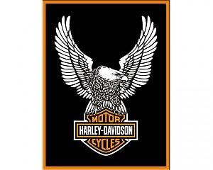 Magnet Harley Davidson - Eagle