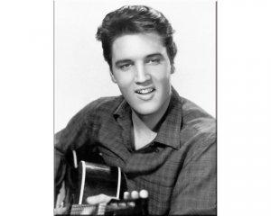 Magnet Elvis Gitarr