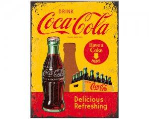 Magnet Coca-Cola Bottles