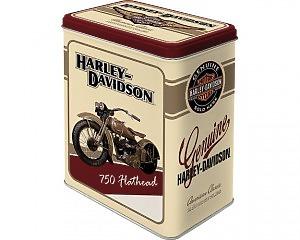 Metallbox Harley Davidson - Bike