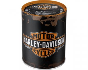 Sparbössa Harley-Davidson Logo
