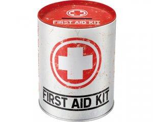 SparbössaFist Aid Kit