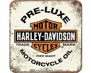 Glasunderlägg Harley-Davidson - Pre Luxe 2