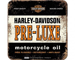 Glasunderlägg Harley-Davidson - Pre Luxe 3