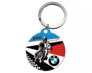 Nyckelring Nostalgi - BMW MC