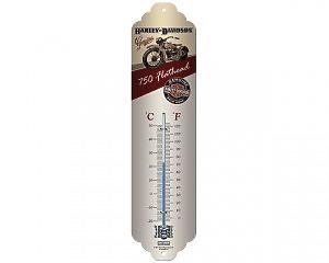 Termometer Harley-Davdson - Flathead