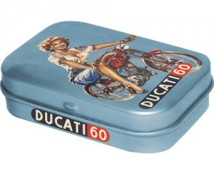 Mintbox Ducati 60 Pin-up