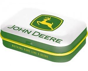 Mintbox John Deere - Vit