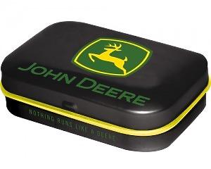 Mintbox John Deere - Svart