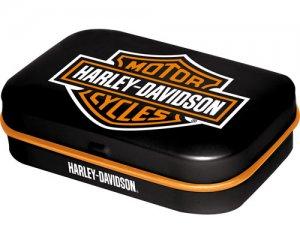 Mintbox Harley Davidson - Logo