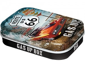 Mintbox Route 66 - Gas up