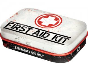 Mintbox First Aid Kit