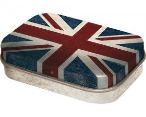 Mintbox Engelska Flaggan
