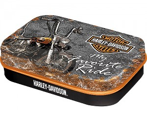Mintbox Harley Davidson - Favorite Ride
