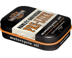 Mintbox Harley Davidson - Pre-Lux
