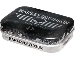 Mintbox Harley Davidson - Skull