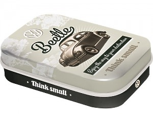 Mintbox VW - Beetle think small