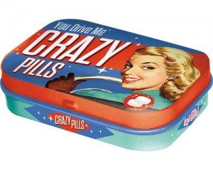 Mintbox Crazy Pills