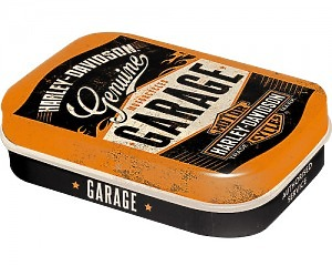 Mintbox Harley Davidson - Garage