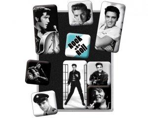 Magnetset Elvis Presley