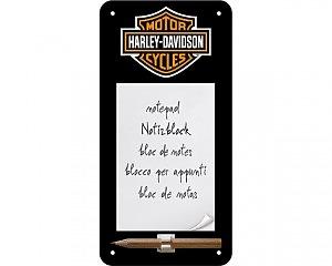 Memo-tavla Harley Davidson - Logo