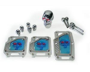 Skull Styling Set