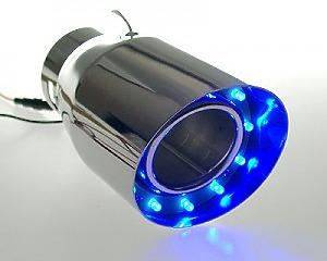 Slutrör Slant Tip LED