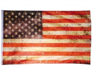 USA-Flagga Vintage 150x90 cm