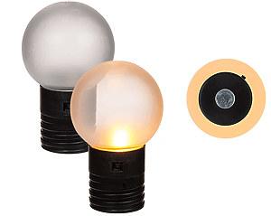 LED Glödlampa med Magnet