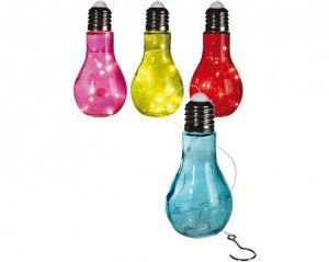 Retroglödlampa LED