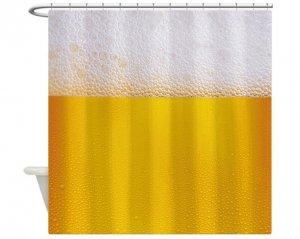 Öl - Duschdraperi