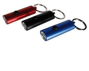 Nyckelring Alu-LED